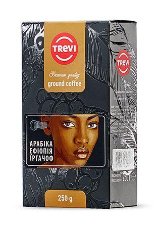 Кофе молотый Арабика Эфиопия Иргачиф  250г