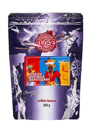 Кофе в зёрнах Trevi Арабика Колумбия Марагоджип 250 г