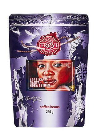 Кофе в зёрнах Trevi Арабика Папуа Нова Гвинея 250 г
