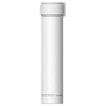Термобутылка Asobu Skinny Mini 230 мл Белая (SBV20 WHITE)