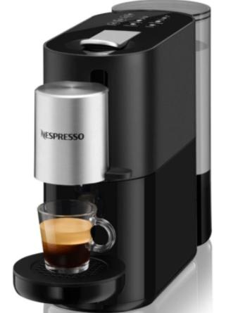 Капсульная кофемашина Nespresso Atelier Black