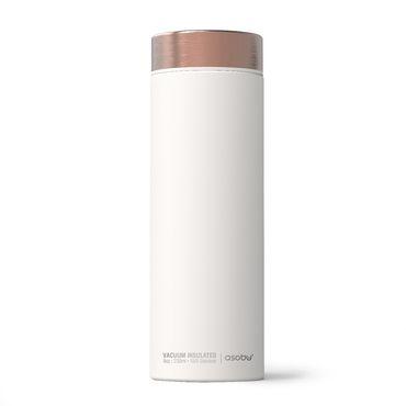 Термос Asobu LE BATON Белый 500 мл (LB17 WHITE/COPPER)