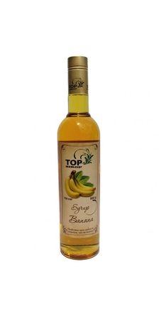 Сироп TOP sirop Банановый 0,9 л