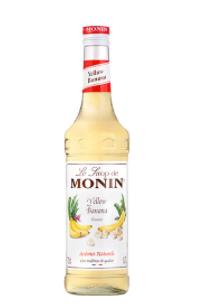 Сироп Monin Банан желтый 0,7 л