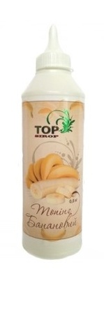 Топпинг Top sirop банан