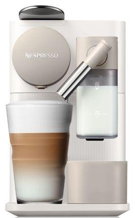 Капсульная кофеварка Nespresso Lattissima One EN 500 White