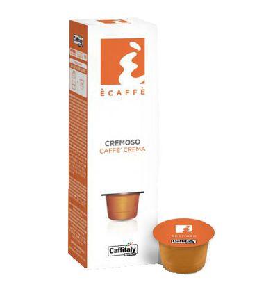 Кофе в капсулах Caffitaly Ecaffe Cremoso (10 шт)