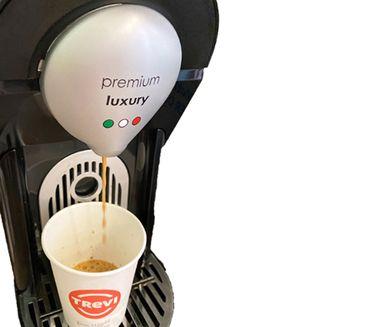 Стоимость Капсульная кофеварка Capitani Premium Plus + капсулы Trevi в ПОДАРОК