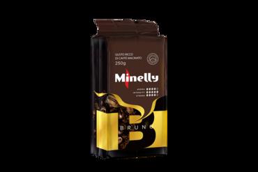 Кофе молотый Minelly Bruno 250 г
