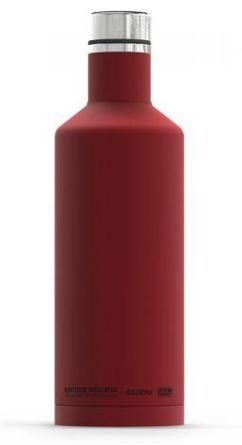 Термобутылка Asobu TIMES SQUARE Красный 450 мл (SBV15 RED)