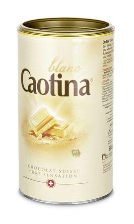 Горячий шоколад Caotina blanc 500 г