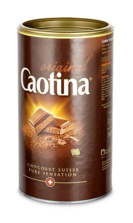 Горячий шоколад Caotina original  500 г
