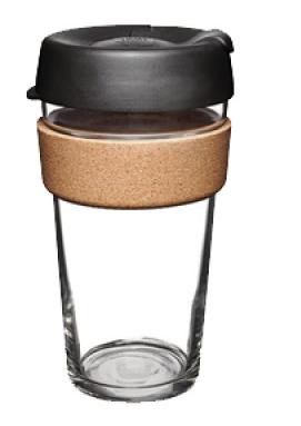 Чашка Keep Cup Large Brew Espresso Cork 454мл (BESP16)