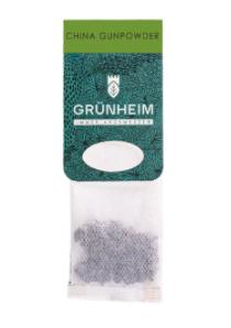 Цена Чай зеленый пакетированный Grunheim China Special Gunpowder 20 шт
