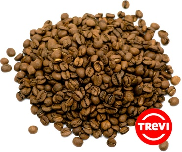 Цена Кофе в зёрнах Trevi Арабика Бразилия Сантос 1 кг