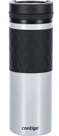 Термокружка Contigo Glaze Серый 470 мл (2095393)