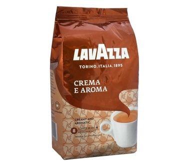 Цена Кофе в зёрнах Lavazza Crema e Aroma 1 кг