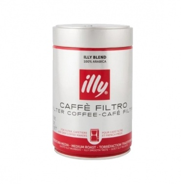 Кофе молотый Illy CAFFE Filtro 250 г