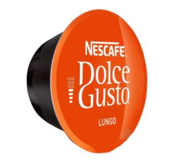 Цена Кофе в капсулах NESCAFE Dolce Gusto Lungo (16 шт)