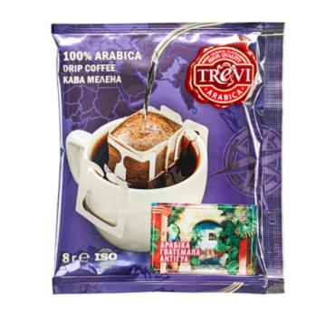 Цена СЕТ дрип кофе Trevi MIX 8 видов x 10 шт