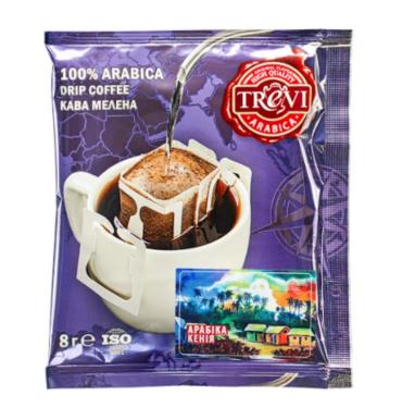 Отзывы СЕТ дрип кофе Trevi MIX 8 видов x 10 шт