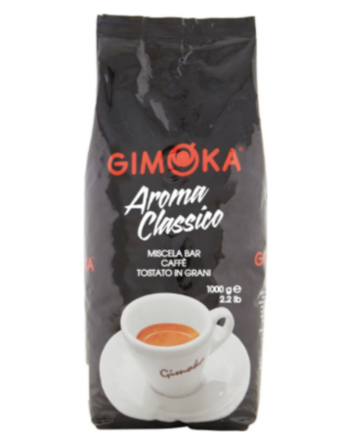 Кофе в зернах Gimoka Aroma Classico (Black)