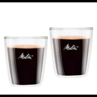 Комплект стаканов Melitta ESPRESSO 80 мл (2 шт)