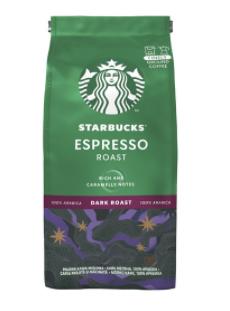 Кофе молотый Starbucks Espresso Roast 200 г