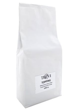 Цена Сухие сливки Trevi Топпинг 1 кг