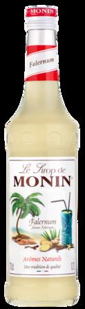 Сироп Monin Фалернум (сочитание миндаля, имбиря, гвоздики и ванили) 0,7 л