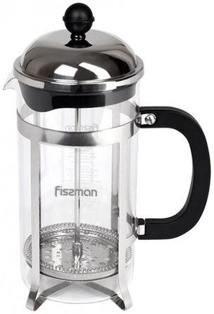 Френч-пресс Fissman Latte 600 мл