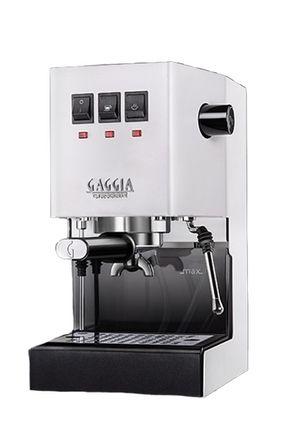 Кофеварка GAGGIA New Classic White (RI9480/13)