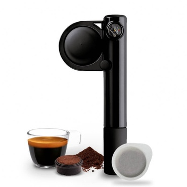 Цена Портативная кофеварка Handpresso Pump Set Black