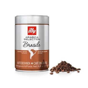 Кофе в зёрнах ILLY Monoarabica Бразилия 250 г