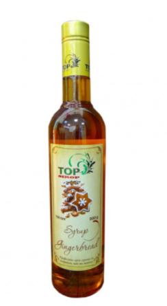 Сироп TOP sirop Имбирный пряник 0,9 л