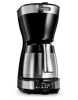 Капельная кофеварка Delonghi ICM 16731