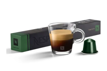 Цена Кофе в капсулах Nespresso Capriccio 10 шт