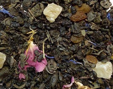 Стоимость Чай Зеленый  рассыпной Trevi Клеопатра зеленая 50 г