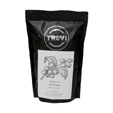 Кофе в зёрнах Trevi Робуста Вьетнам 1 кг