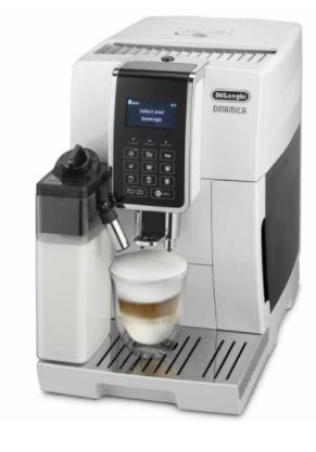 Кофемашина DeLonghi ECAM 353.75 W Dinamica