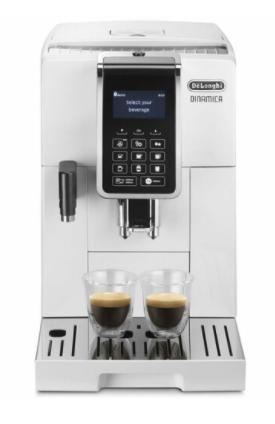 Цена Кофемашина DeLonghi ECAM 353.75 W Dinamica