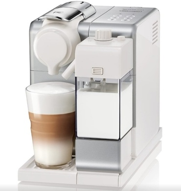 Кофемашина Nespresso Gran Lattissima EN 650 Black White