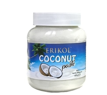 Кокосовая паста Erikol Coconut 400 г