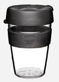 Чашка KeepCup Clear Edition 340 мл (CORI12)
