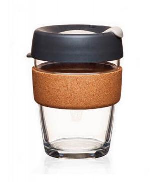 Чашка Keep Cup Medium Brew Press Cork 340 мл (BPRE12)