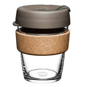 Чашка KeepCup Brew Cork Latte 340 мл (BCLAT12)