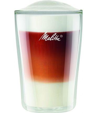Комплект стаканов Melitta LATTE MACCHIATO 300 мл (2 шт.)