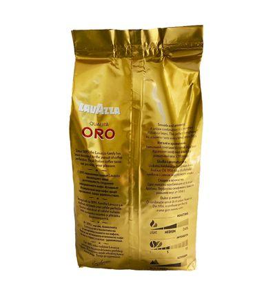 Стоимость Кофе в зёрнах Lavazza Qualita Oro 1 кг