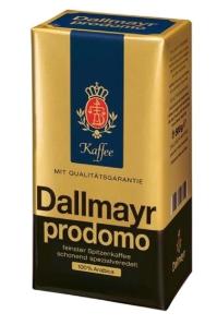 Цена Кофе  молотый Dallmayr Prodomo 500 г