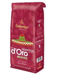 Цена Кофе в зернах Dallmayr Crema d'Oro Selektion Mexico 1 кг